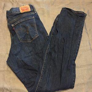 Levi's 505 Straight Jeans Size 6